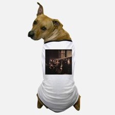 The Calling of Saint Matthew Dog T-Shirt