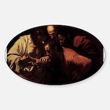 The Incredulity of Saint Thom Decal