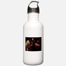 The Incredulity of Saint Thom Sports Water Bottle