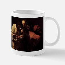 The Incredulity of Saint Thom Mug