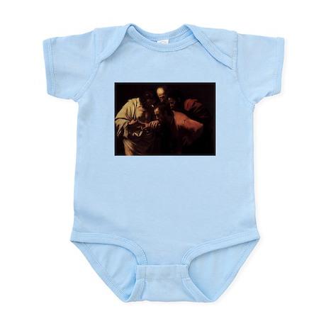 The Incredulity of Saint Thom Infant Bodysuit