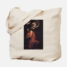 The Inspiration of Saint Matt Tote Bag