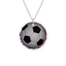 Soccer Girl Necklace