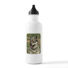 Swedish Vallhund 9J100D-11 Water Bottle