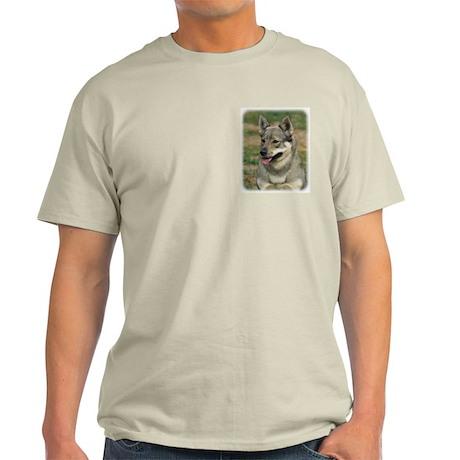 Swedish Vallhund 9J100D-11 Light T-Shirt