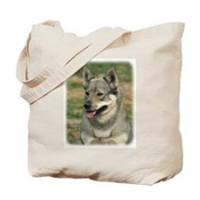 Swedish Vallhund 9J100D-11 Tote Bag