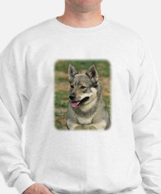 Swedish Vallhund 9J100D-11 Sweatshirt