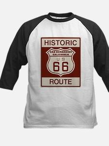 San Bernardino Route 66 Kids Baseball Jersey