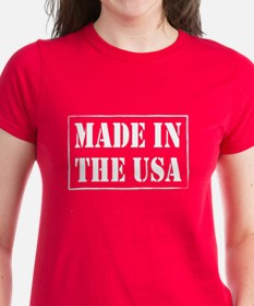 Made in the USA: Tee