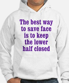 How to Save Face Hoodie