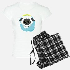 """lamb angel"" Pajamas"