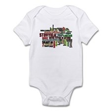 Stovykla Terms Infant Bodysuit