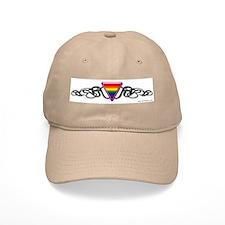 Gay Pride Tribal Baseball Cap