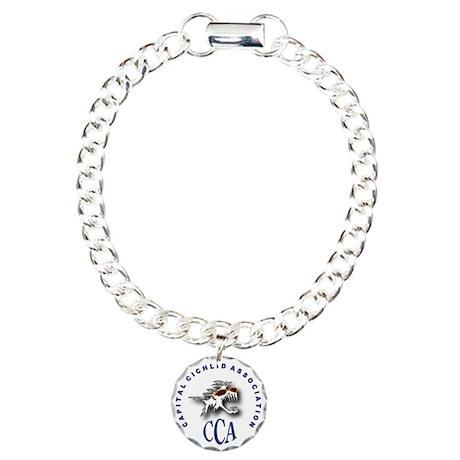 CCA Charm Bracelet, One Charm