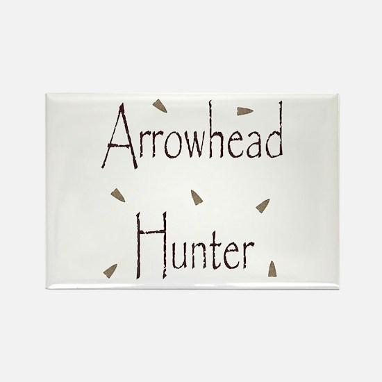 Arrowhead Hunting Rectangle Magnet