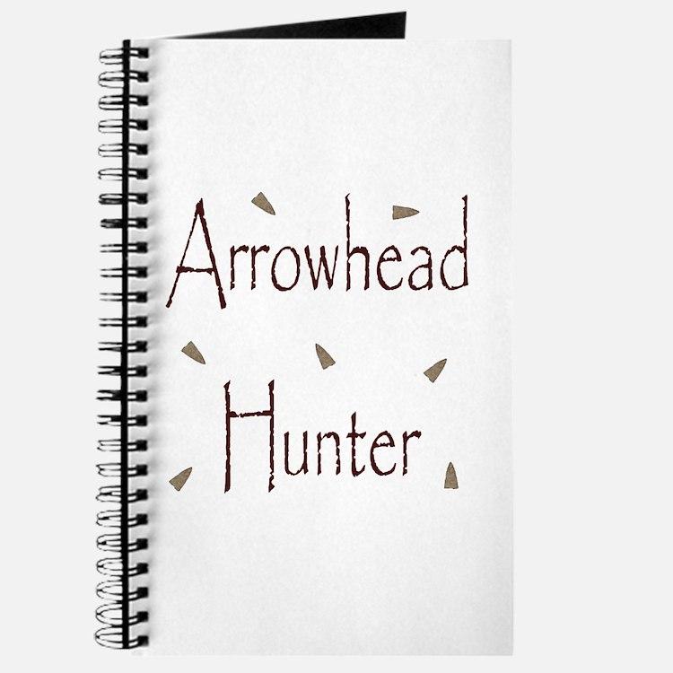 Arrowhead Hunting Journal - Notebook