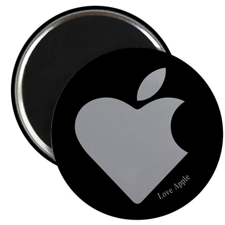 Love Apple Magnet