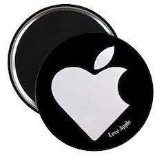 Love Apple B Magnet