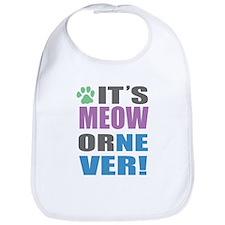 Its Meow Bib