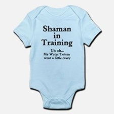 Gaming Shaman in Training Infant Bodysuit