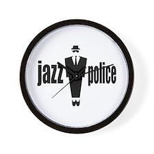 JAZZ POLICE, Wall Clock