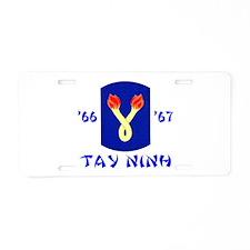TAY NINH Aluminum License Plate