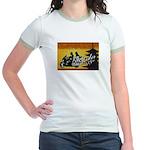 Tempel Rider Jr. Ringer T-Shirt