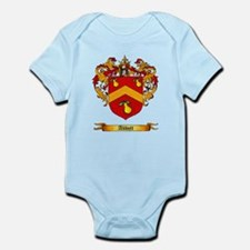 Abbott Coat of Arms Infant Bodysuit