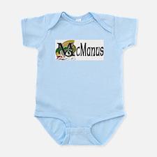 McManus Celtic Dragon Infant Creeper