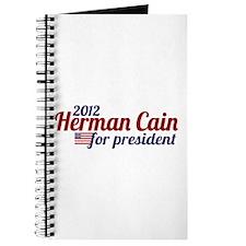 Herman Cain 2012 Journal