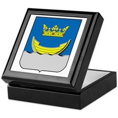 Helsinki Coat of Arms Keepsake Box