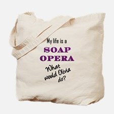 What Would Olivia Do? Tote Bag