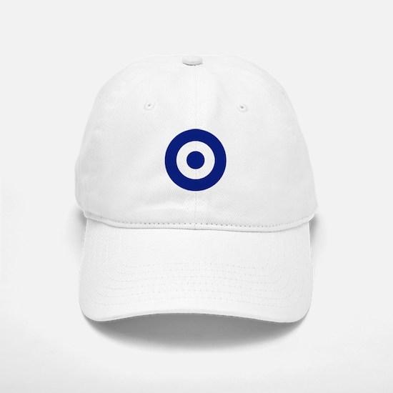 Hellenic Roundel Baseball Baseball Cap