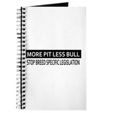 Sleep with My Pit Bull Journal