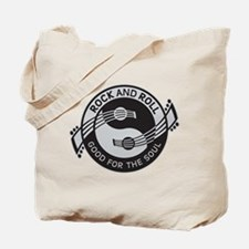 Rock and Roll SOUL Tote Bag