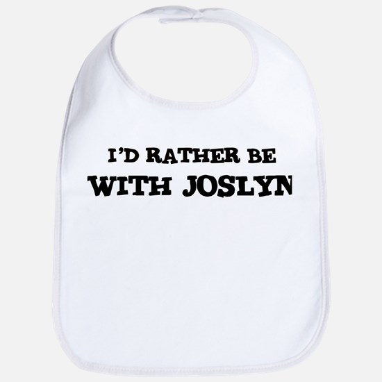 With Joslyn Bib