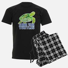 Save the Turtles Pajamas