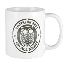 Northern Soul up all night ow Mug