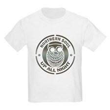 Northern Soul up all night ow T-Shirt
