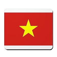 Vietnam Flag Mousepad