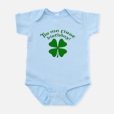 'Tis Me First Birthday Infant Bodysuit