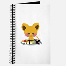 """I love Sushi"" Journal"