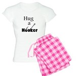 Hug a Hooker - Women's Light Pajamas