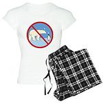 Penguin Polarity Women's Light Pajamas