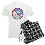 Penguin Polarity Men's Light Pajamas