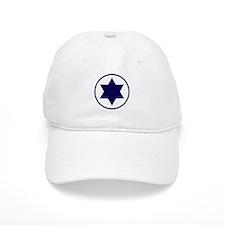 Star of David Roundel Baseball Cap