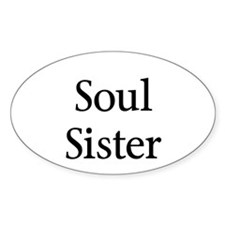 Soul Sister Decal