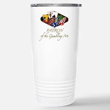 Patron of the Gambling Arts Travel Mug