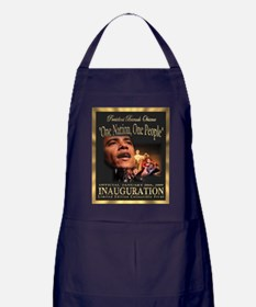 President Obama's Official Apron (dark)