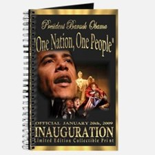 President Obama's Official Journal